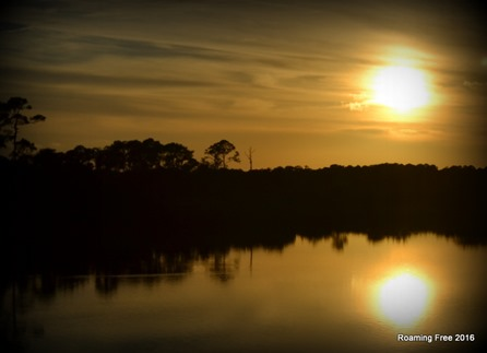 Sunset_January 17
