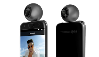 Image result for insta360 air 360 photos