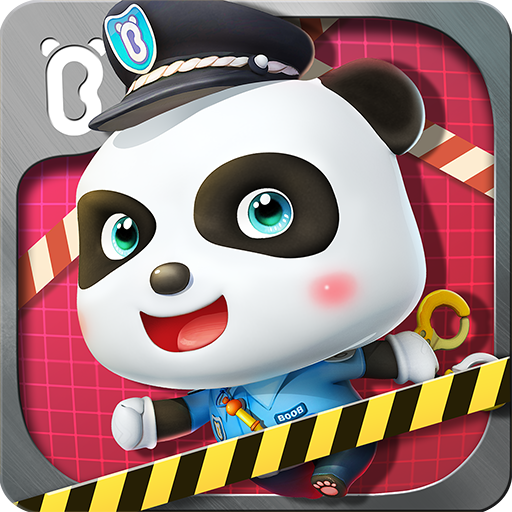 Little Panda Policeman (game)