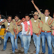 Sardaar Gabbar Singh Hangama In Arjun Theator Photos