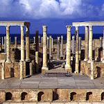 Leptis Magna (Libye)