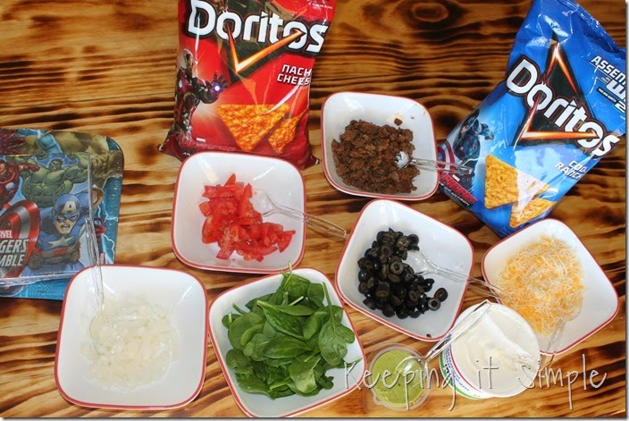#ad Doritos-Taco-Salad #AvengersUnite (2)