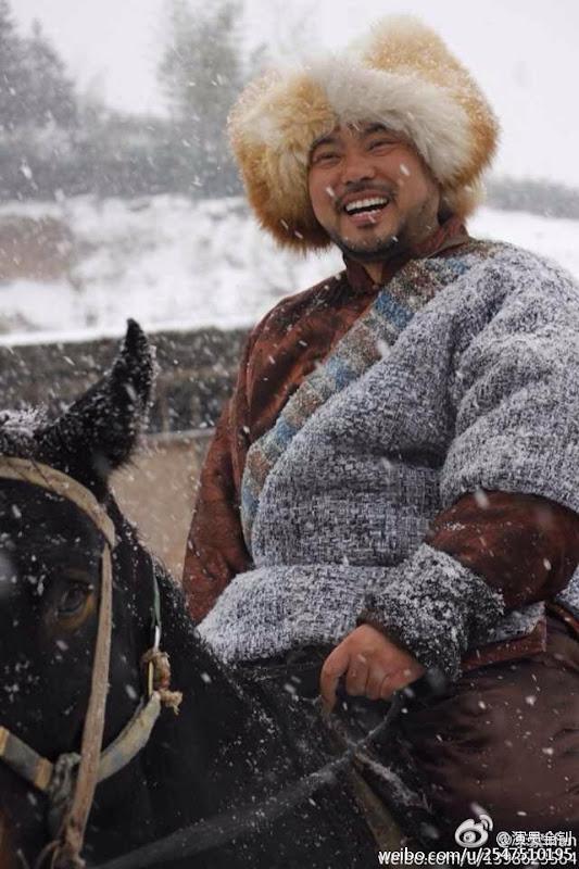 Jin Zhao China Actor