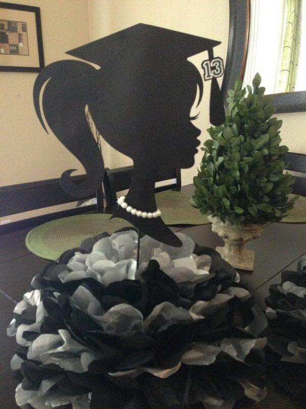 Centros de mesa para una graduaci n - Las mesas fiestas 2017 ...