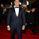 WWW.ENTSIMAGES.COM -    Rav Wilding   at        Kajaki - UK film premiere at Vue West End Leicester Square, London November 12th 2014Paul Katis's true life drama, about a group of British soldiers who were trapped in a minefield while stationed at the Kajaki Dam in Afghanistan in 2006.                                              Photo Mobis Photos/OIC 0203 174 1069