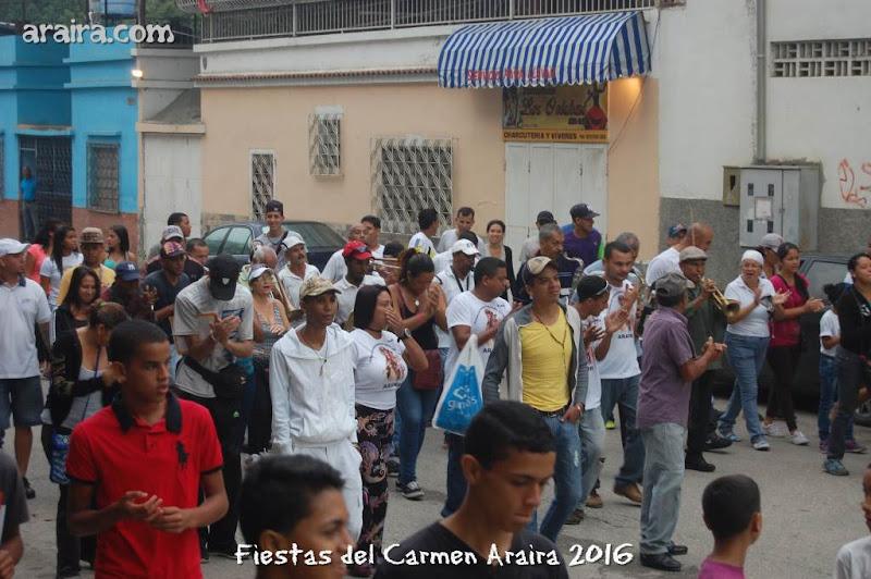 Parranda del Carmen Araira 2016