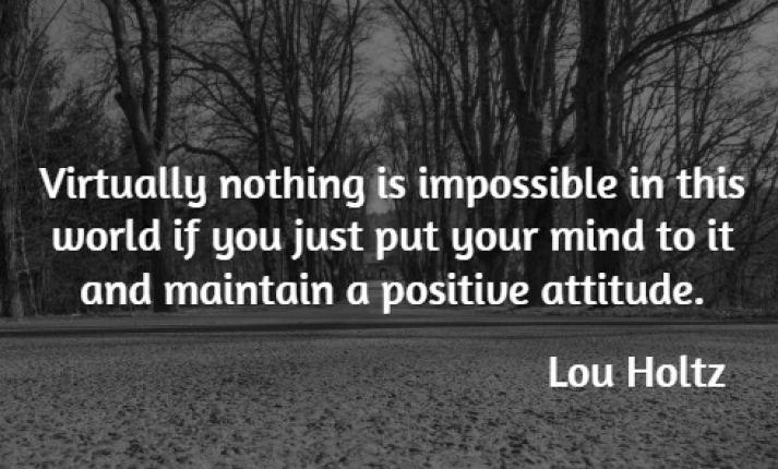 Lou Holtz Quotes