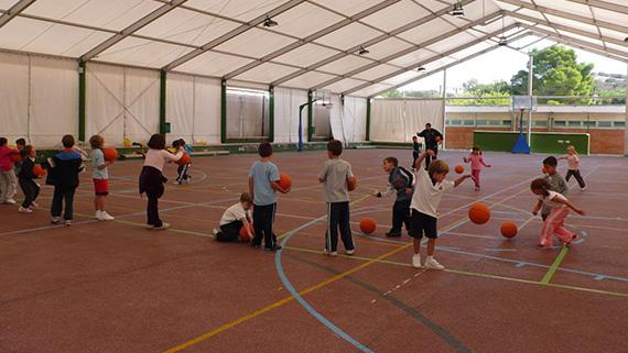 'Día sin cole' viernes 23 de junio para niños de 4 a 13 años en el Parque Deportivo Puerta de Hierro