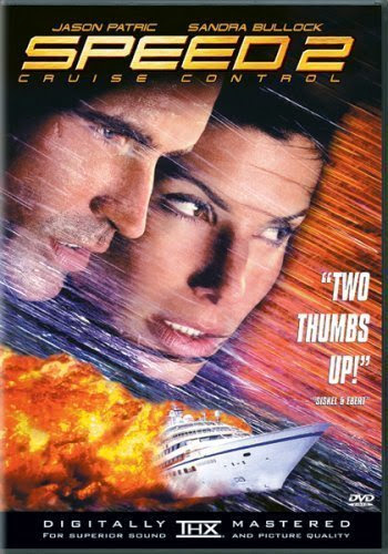 Poster Of Speed 2: Cruise Control (1997) Full Movie Hindi Dubbed Free Download Watch Online At alldownloads4u.com