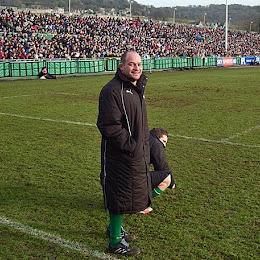 Saxons v Ireland A 31st January 2010