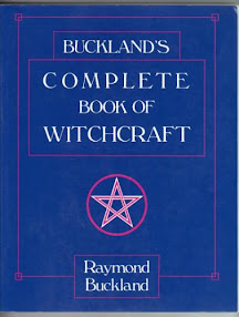 Cover of Raymond Buckland's Book Bucklands Complete Book Of Witchcraft
