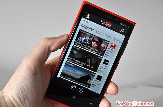 Youtube - Tải trình nghe nhạc, xem video free cho Windows Phone + Hình 3