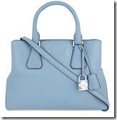 Michael Kors medium leather satchel