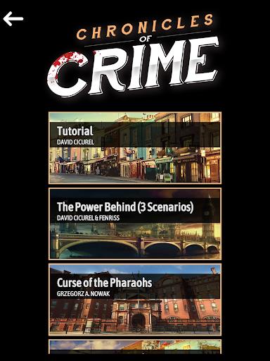 Chronicles of Crime screenshots 11