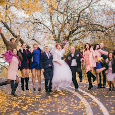 Wedding photographer Veronika Shashkova (vazhnina). Photo of 29.10.2017