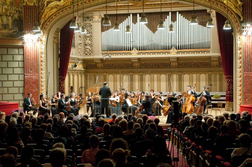 Concert Regal la Ateneul Român, 10 mai 2014