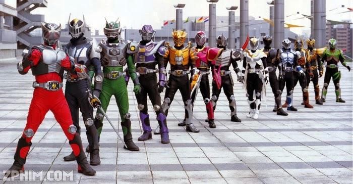 Ảnh trong phim Siêu Nhân Phi Long - Kamen Rider Ryuki 2