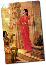 Ravi_Varma-Lady_Giving_Alms_at_the_Temple