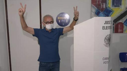 Cícero Lucena é eleito prefeito de João Pessoa PB