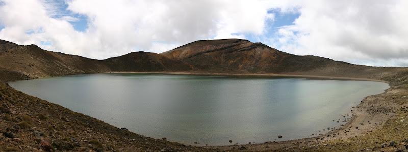 Blue Lake panorama