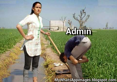 Whatsapp Group Admin Latest Funny, Irritate, Insult Joke Images