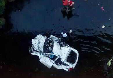 Al menos cuatro muertos durante accidentes de tránsito en el Este