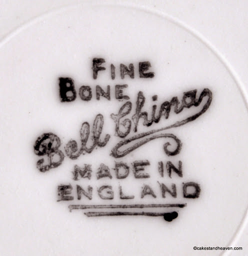 Shore & Coggins, Bell China Backstamp