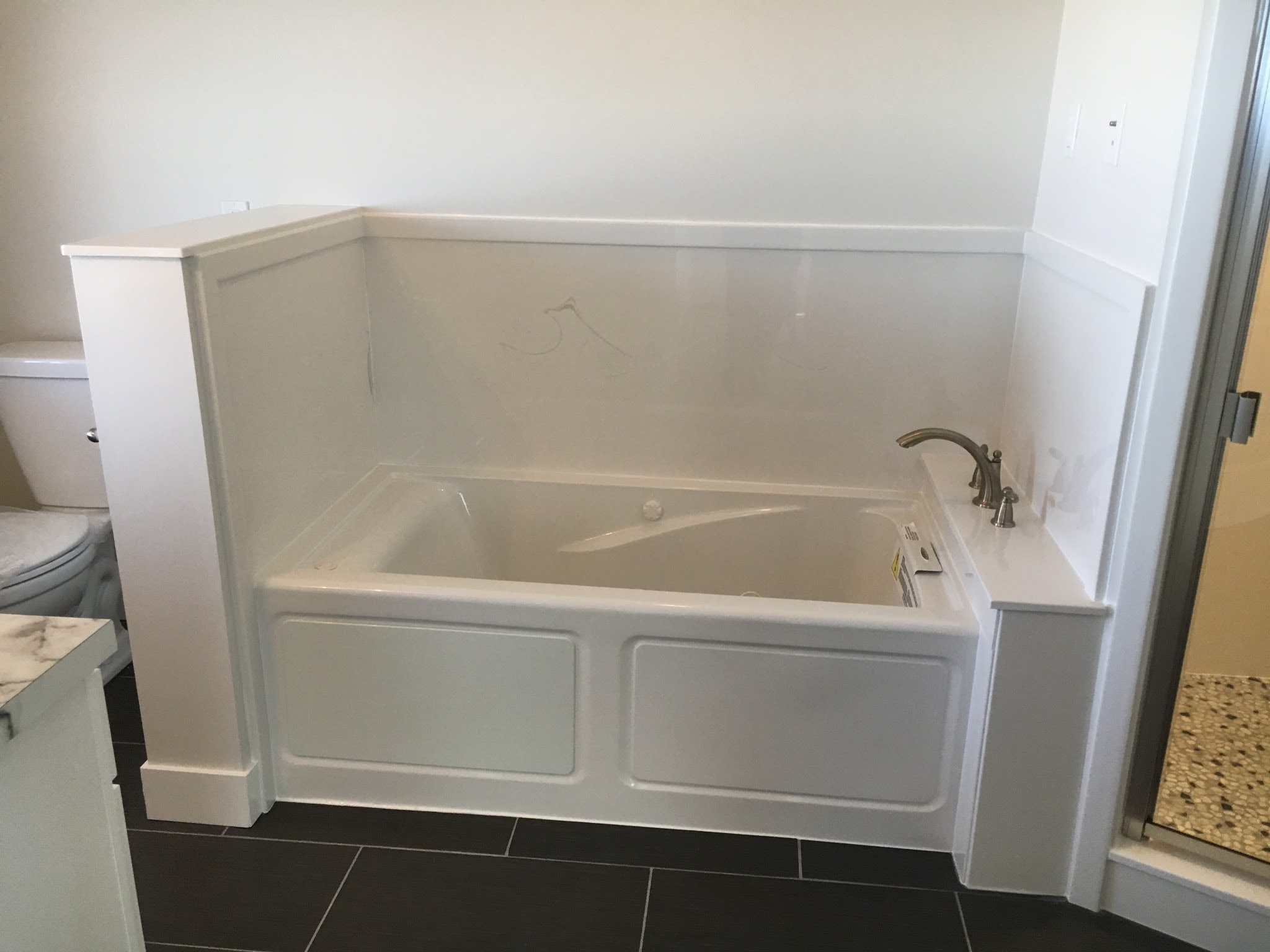 basement bathtub remodeling