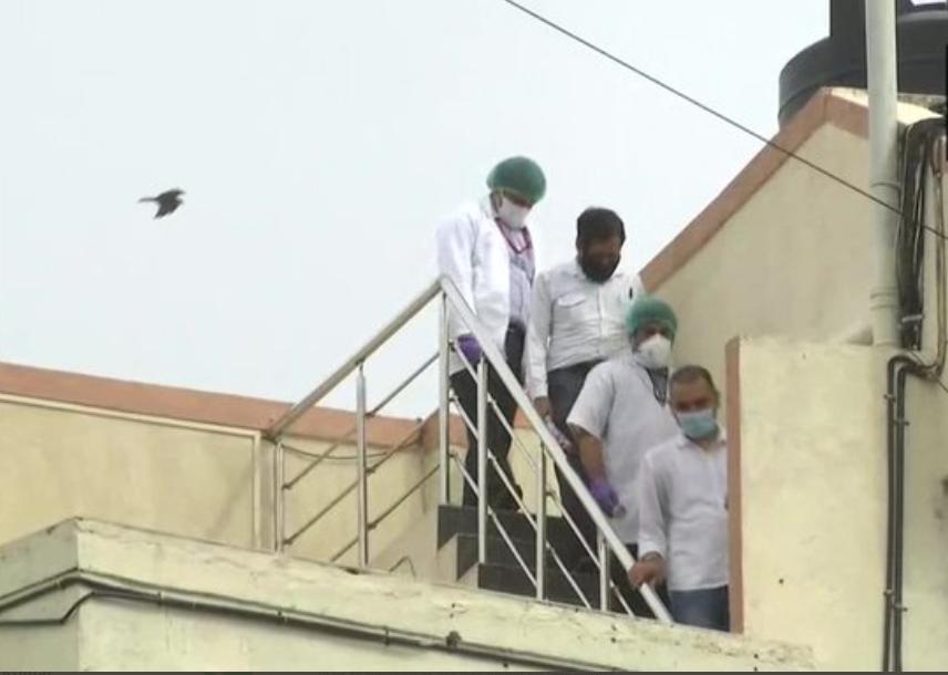 CBI team crime scene recreated at Sushant Singh Rajput house kpn