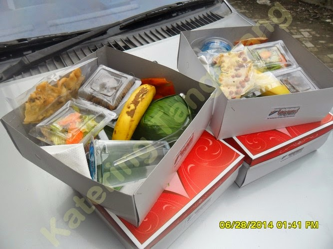 Nasi Kotak Modernland Tangerang
