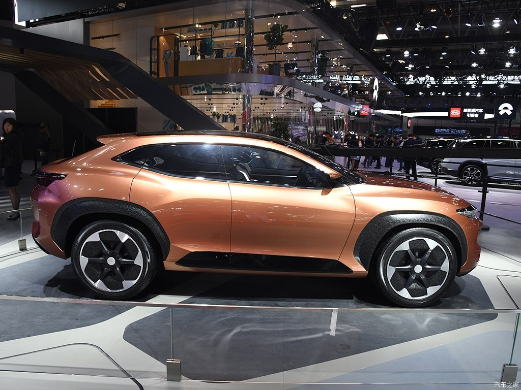 Types If Cars >> Chery - Exeed LX Concept