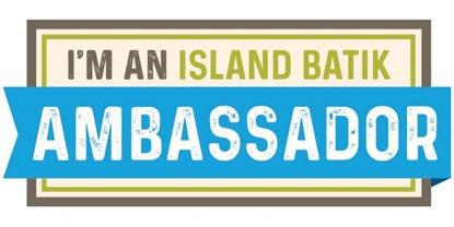 600px - I'm-an-Island-Batik-Ambassador - 2Blue-Ribbon