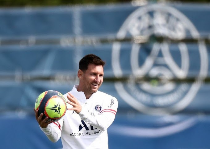 Messi set to make his PSG debut after being named in squad