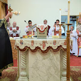 His Holiness Pope Tawadros II visit to St. Mark LA - DSC_0217.JPG
