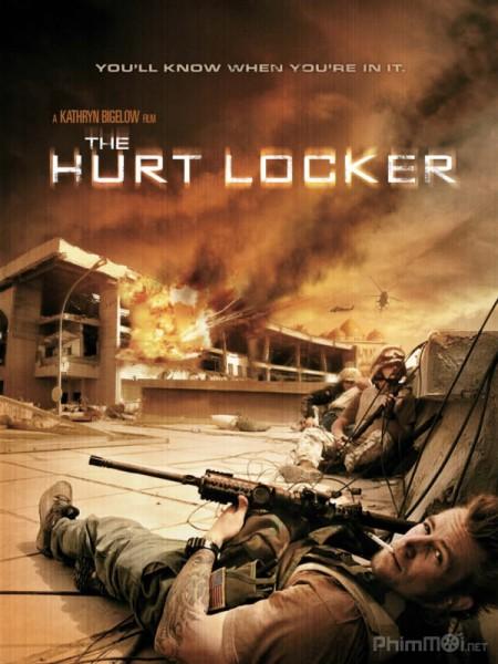Chiến dịch sói sa mạc - The Hurt Locker 2009