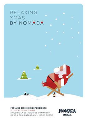 Nómada Market recupera el espíritu de la Navidad
