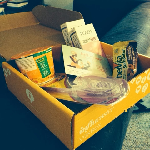 The MamaVoxBox from Influenster
