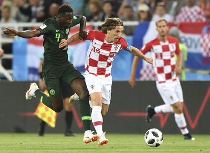 World Cup: Mixed reactions trail Nigeria's loss to Croatia