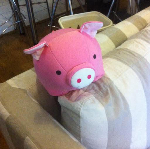 Petunia Pig