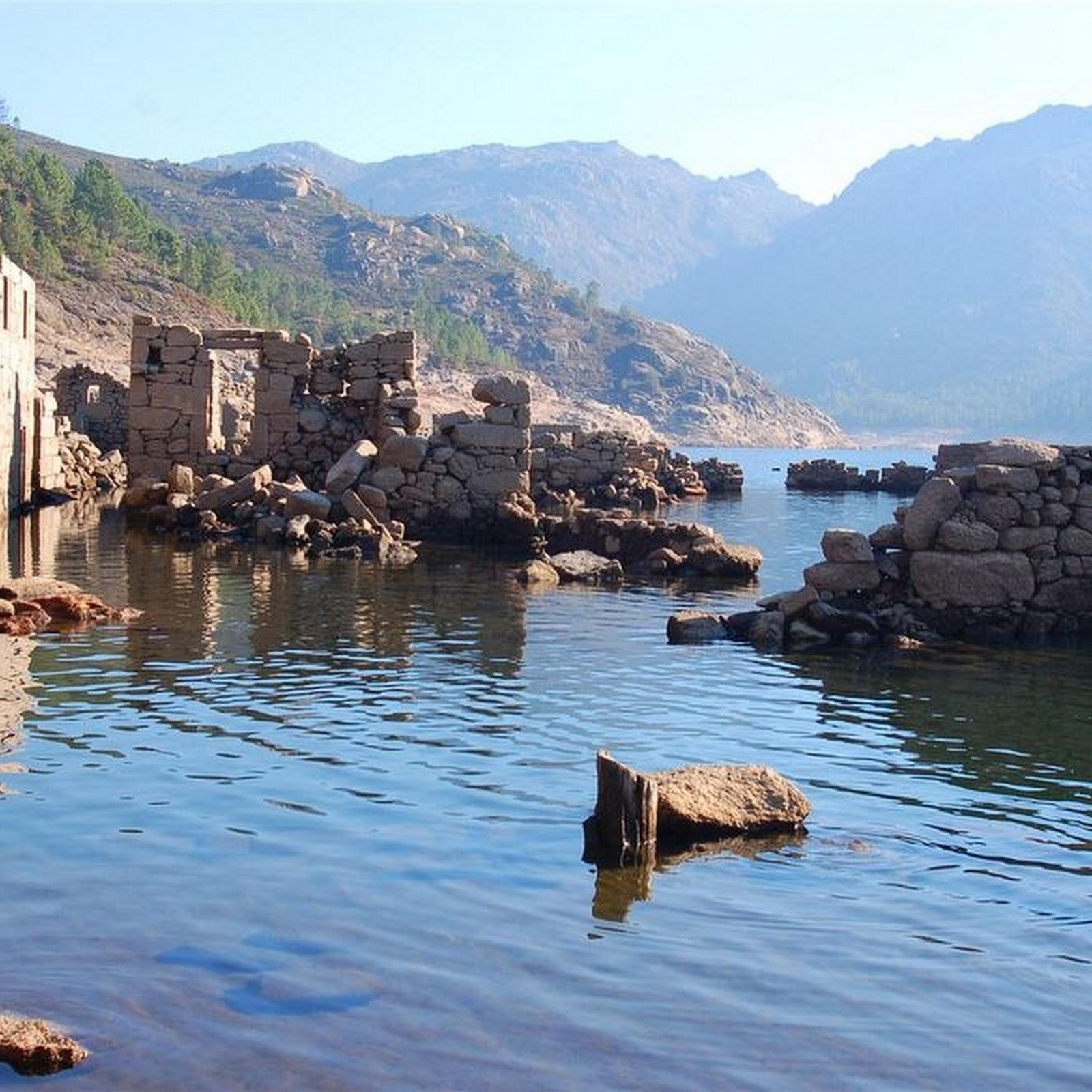 Vilarinho da Furna: A Drowned Roman Village