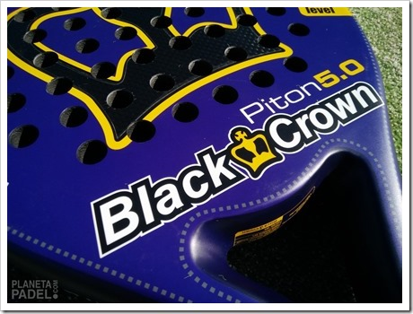 Cosmética Black Crown Piton 5.0 2017 Detalle modelo 1