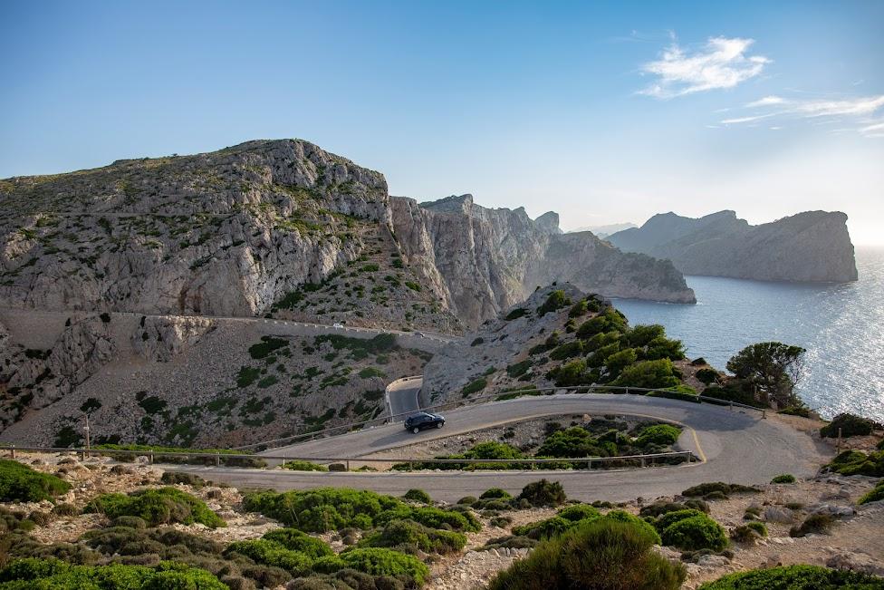 Droga do Cap de Formentor