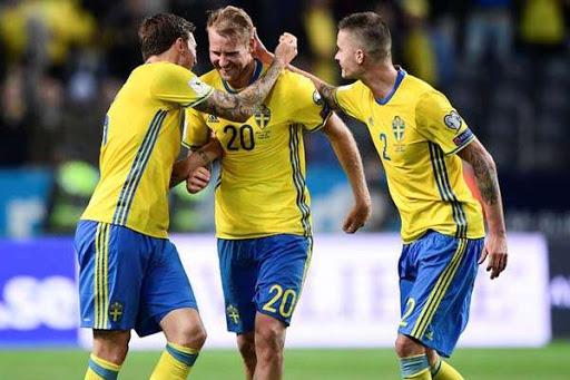 Swedia Sukses dan Lolos Babak Berikut Tanpa Ibrahimovic