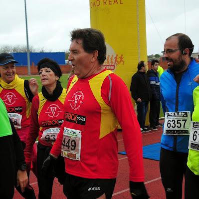 Carrera de Daimiel 2014 - Llegada 2