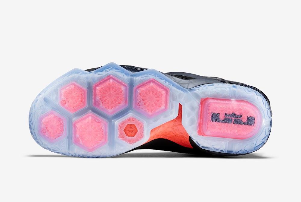 71998ec3d1d27 ... Available Now Nike LeBron 12 Elite Rose Gold ...