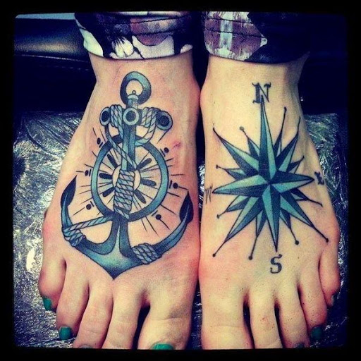 50 Awesome Anchor Tattoos Designs For Men And Women