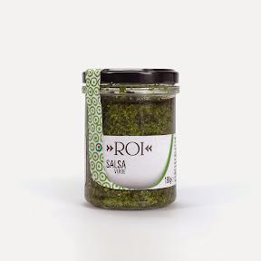 Green Sauce (Salsa Verde) 180 gr.