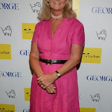 WWW.ENTSIMAGES.COM -      CEO of Dogs Trust Clarissa Baldwin     at       A Date With Your Dog in Honour of Clarissa Baldwin OBE at George Club, London September 9th 2014Celebrities attending The Dog's Trust party in honour of their chief exec Baldwin.                                                 Photo Mobis Photos/OIC 0203 174 1069