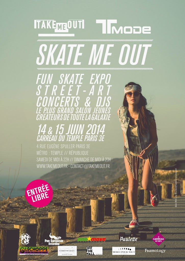 Flyer-skate-me-out