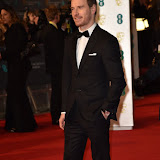 OIC - ENTSIMAGES.COM - MIchael Fassbender at the  EE British Academy Film Awards 2016 Royal Opera House, Covent Garden, London 14th February 2016 (BAFTAs)Photo Mobis Photos/OIC 0203 174 1069